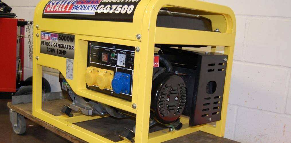 gass-generator