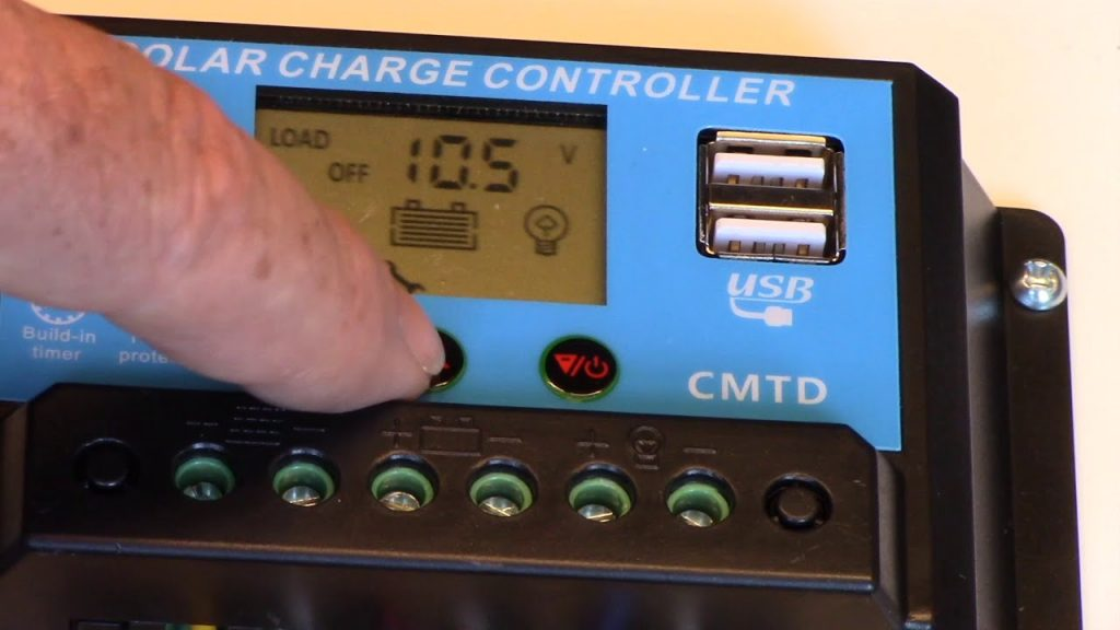 Solar Panel Charge Controller Troubleshooting